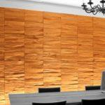 ¿Cómo hacer un panel de madera decorativo?