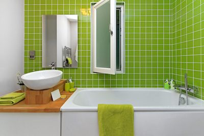 pintar azulejos cuarto de baño